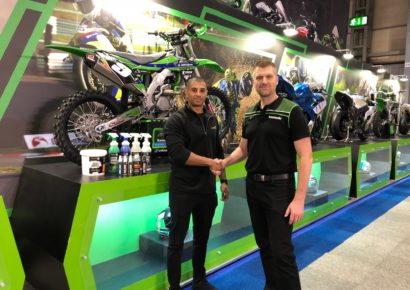Pro-GreenMX x Team Green Kawasaki