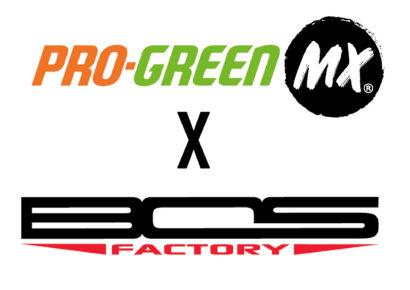 Pro-GreenMX x BOS Factory