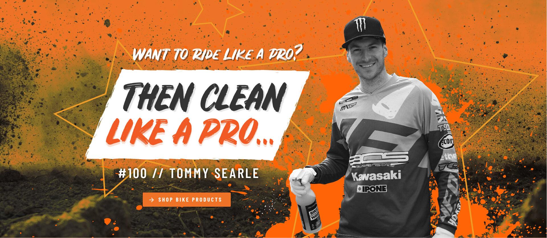Tommy Searle