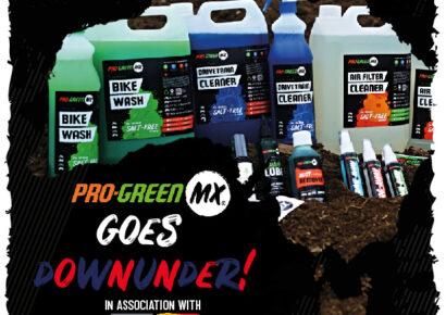 Pro-GreenMX Goes Down Under!