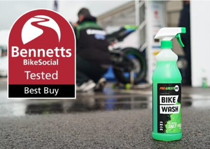 Independent Bike Cleaner Review by Bennetts Bike